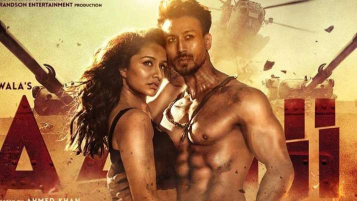 Tiger Shroff, Shraddha Kapoor starrer to earn over Rs 20 cr on opening day
