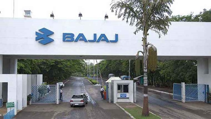 Bajaj Auto reports zero sales in domestic market in April