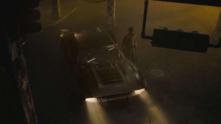 The Batman director Matt Reeves shares first look of Robert Pattinson's Batmobile