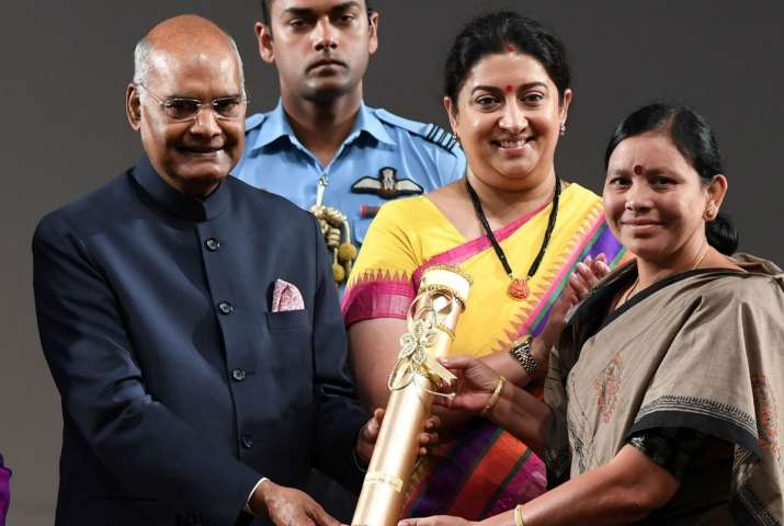 Bhudevi, a shining example of women's empowerment