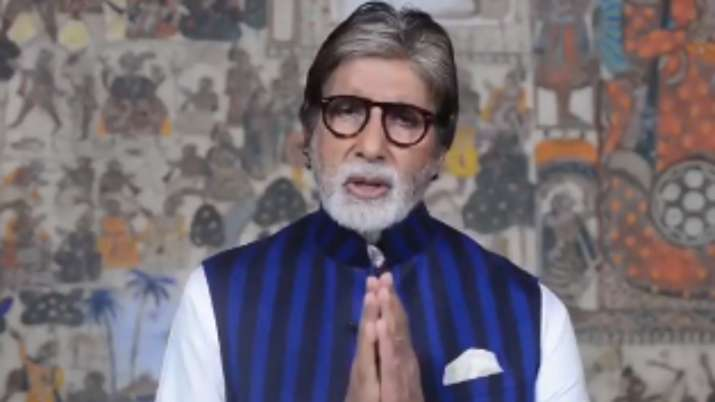 Amitabh Bachchan says toilets play crucial role in curbing coronavirus. Watch video to find out how thumbnail