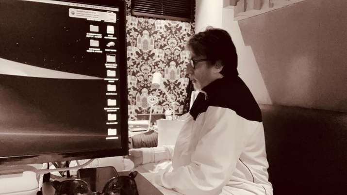 Amitabh Bachchan's post about wanting to delete 2020 since it has virus is basically all of us right
