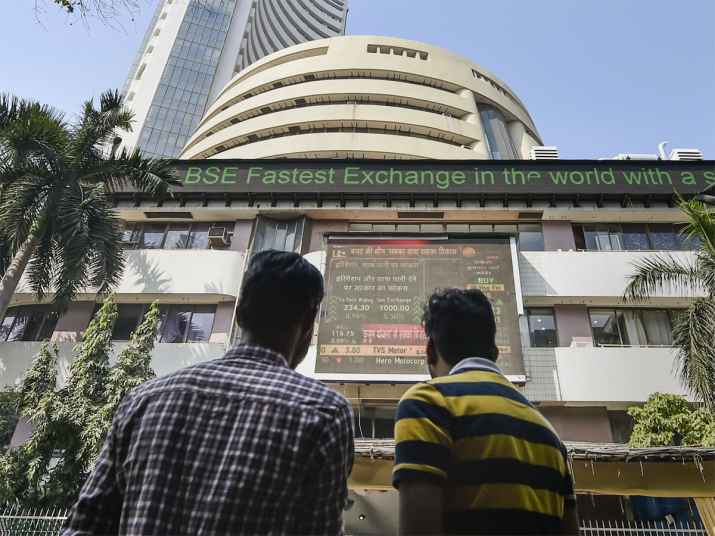 Sensex, Nifty back in green after opening lower