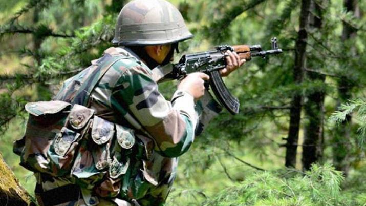 J&K: Pak violates ceasefire along LoC in Uri