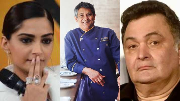 Chef Floyd Cardoz dies from coronavirus: Rishi Kapoor, Sonam and other celebs mourn demise