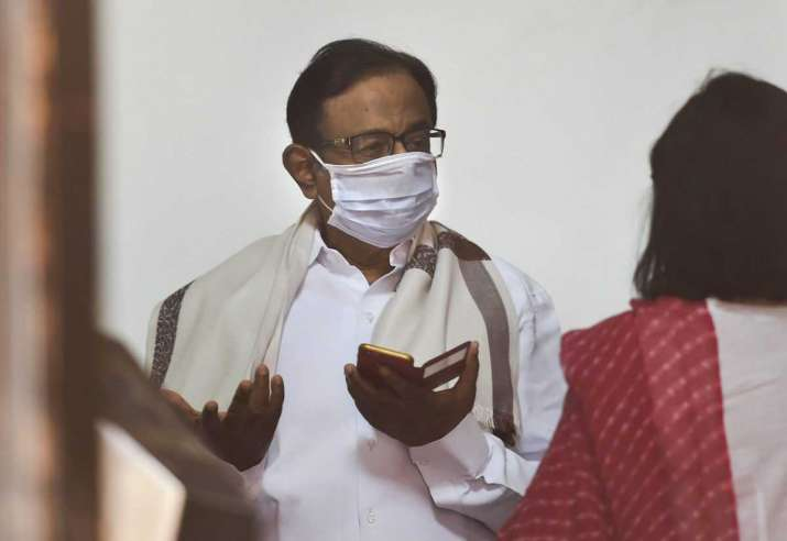 Coronavirus: Chidambaram calls for immediate lockdown of