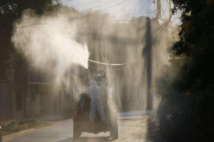 China reports five deaths, 45 new coronavirus cases