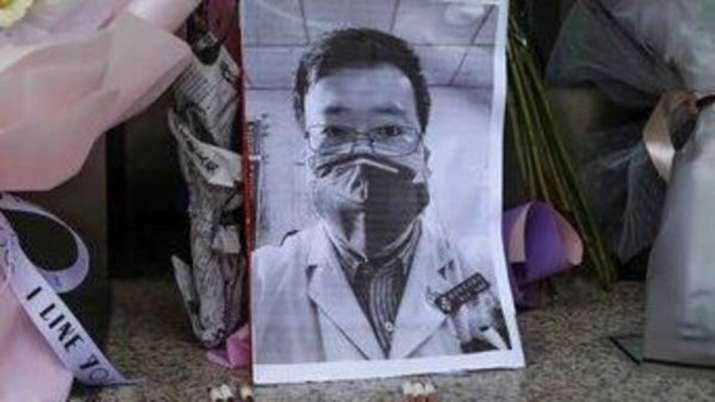 China, whistleblower, doctor, coronavirus