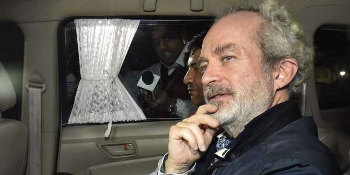 AgustaWestland case: Christian Michel moves Delhi HC for bail on COVID-19 pretext