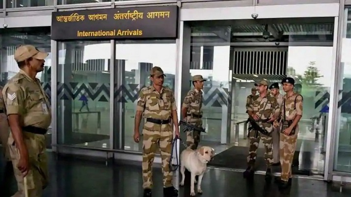 Coronavirus: CISF provides sanitisers, gloves and masks to its airport-guarding troops