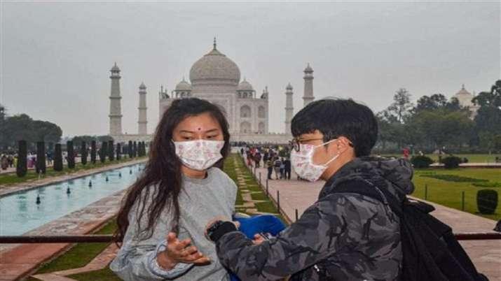 Hail, coronavirus dampen festive mood in Agra region