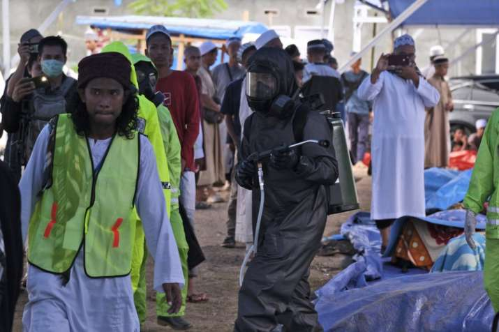 Bangladesh reports 1st coronavirus death
