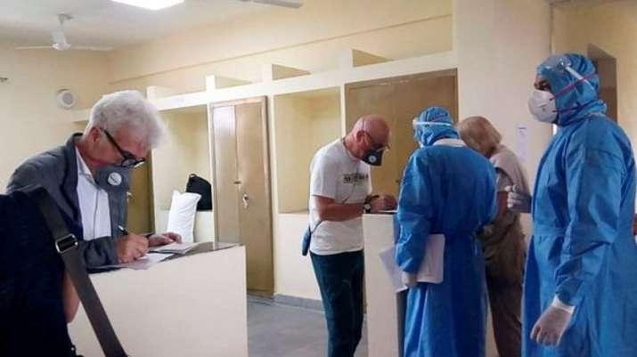 15 Italian tourists test positive for coronavirus