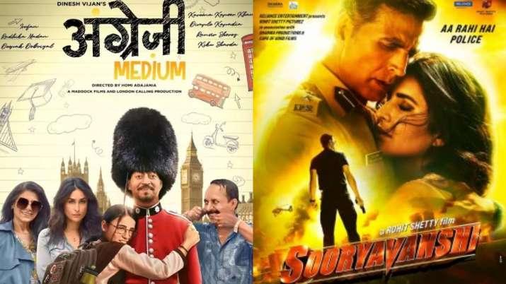 Coronavirus Outbreak: Sooryavanshi to Angrezi Medium, Bollywood films to get affected due to theatre