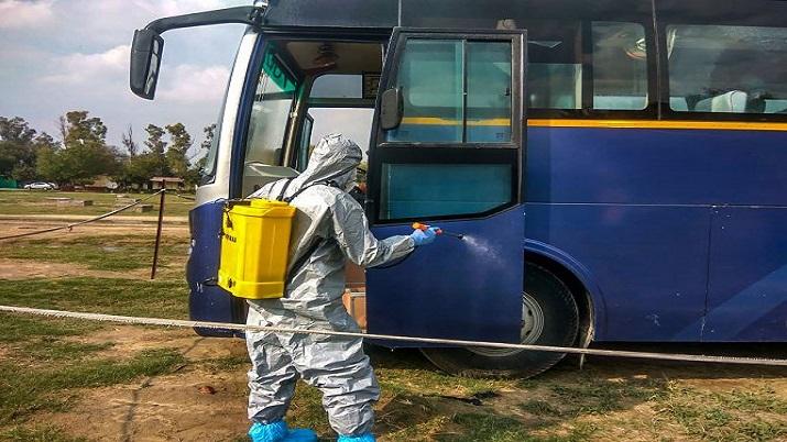 Coronavirus: Buses, metro to be disinfected on regular basis, says Kejriwal
