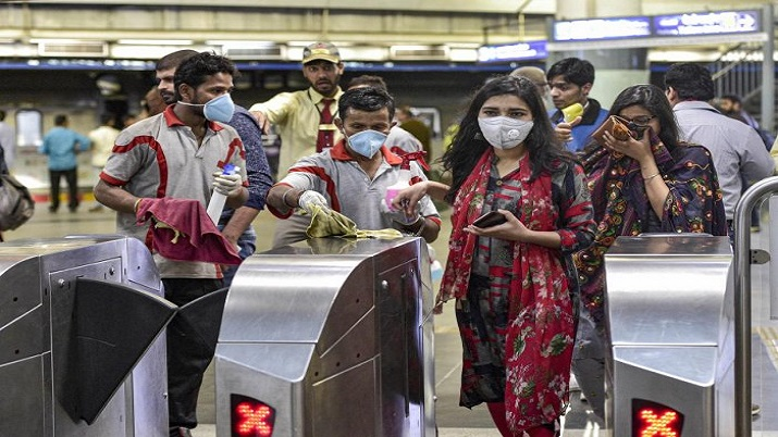 Coronavirus: Bus-stands, railway stations in Bengaluru deserted, malls, cinemas closed