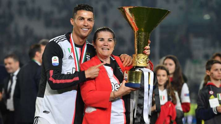 Cristiano Ronaldo's mother suffers stroke, footballer provides update |  Football News – India TV