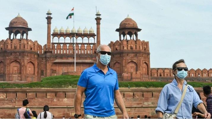 Delhi records rise in temperature