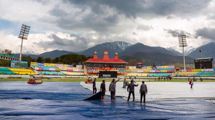 1st ODI: Rain washes out series opener between India and South Africa in Dharamsala