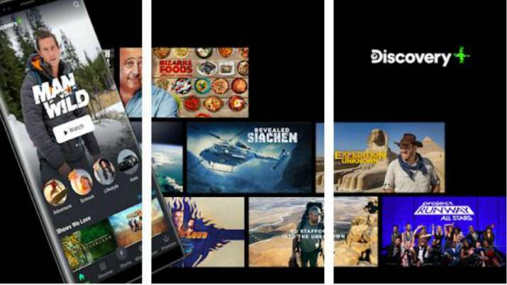 discovery, discovery channel, discovery+ streaming service, discovery+ streaming service in india, d