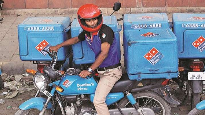 Domino's Pizza launches zero-contact delivery in wake of coronavirus pandemic