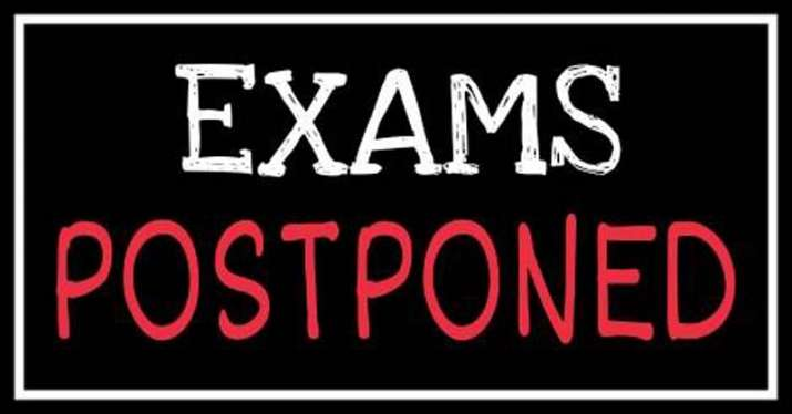 Andhra class 10 examinations to be postponed for two weeks