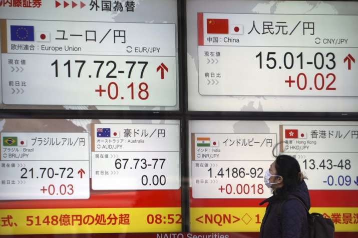 Global shares sink on pandemic news, waning hopes for fix