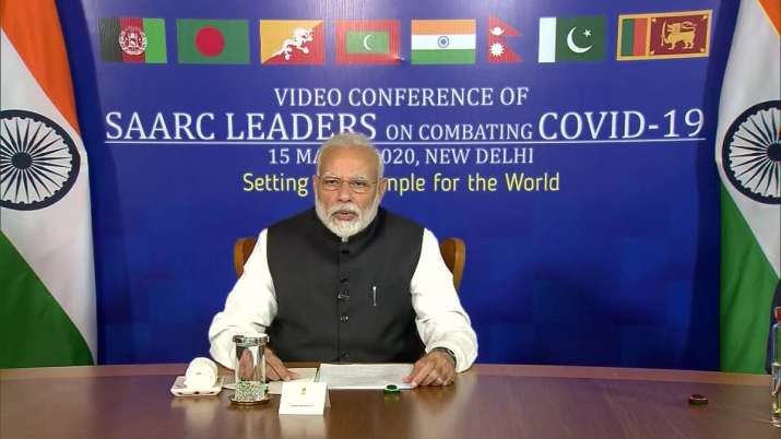 Prepare, but don't panic: PM Modi at SAARC video conference on coronavirus outbreak