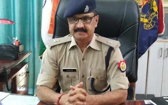 India Tv - Noida Additional DCP Kumar Ranvijay