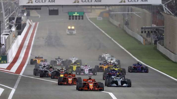 The F1 series, like other sports, is threatened by the