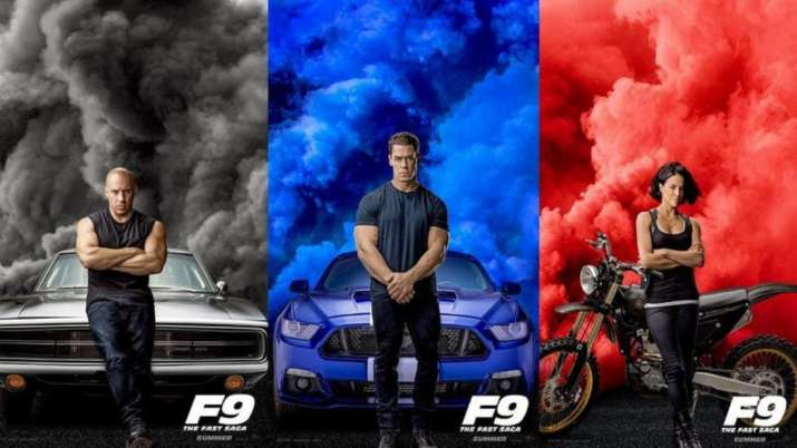 Fast And Furious 9 Release Date Rescheduled To April 2021 Amid Covid 19 Fear Hollywood News India Tv