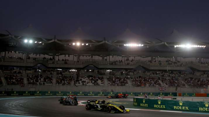 Silverstone say ticket holders can either transfer their