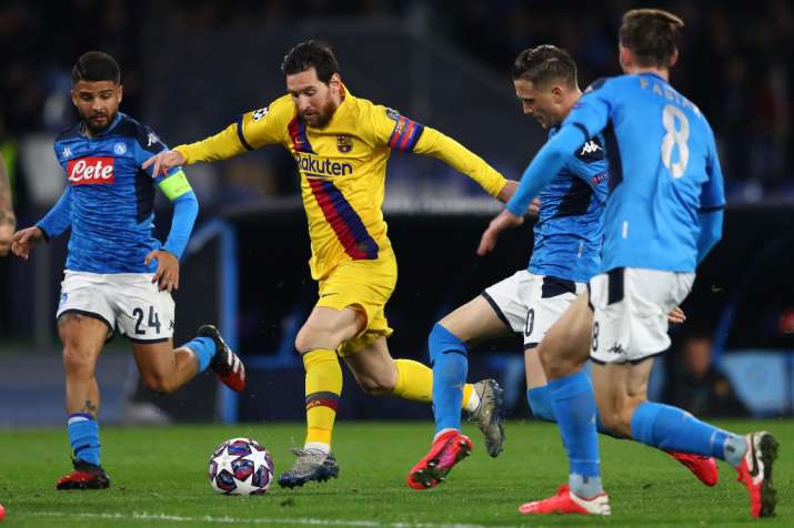 India Tv - With La Liga trophy on line, both Barcelona and Real Madrid face similar problems ahead of El Clasic