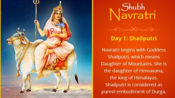 Happy Navratri 2020 Day 1: Take blessings of Goddess Shailputri; Know Puja Vidhi, Mantra and Aarti