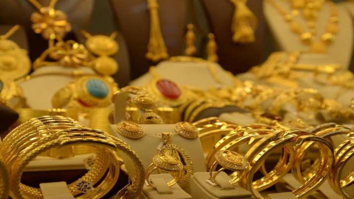 Gold price today: Gold price rises after falling ₹