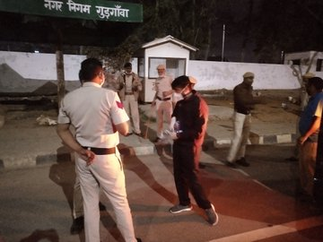 Gurugram village to slap Rs 50,000 fine on lockdown
