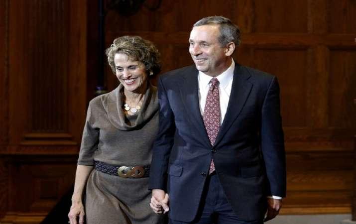 Coronavirus Pandemic: Harvard University's President Bacow