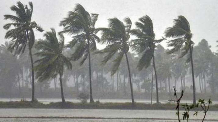 Heavy rain in Kolkata