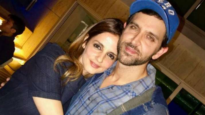 Hrithik Roshan, ex-wife Sussane Khan move in together to take care of sons amid COVID-19 outbreak