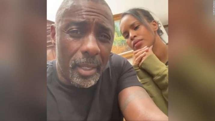 Fast & Furious actor Idris Elba infected with coronavirus
