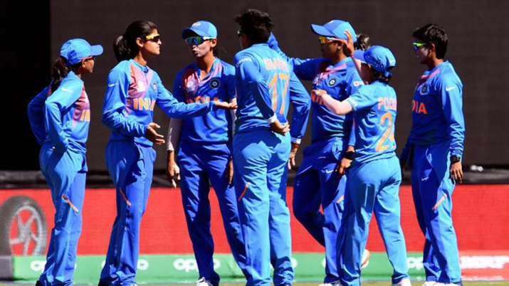 India, who are aiming to make their maiden final, topped