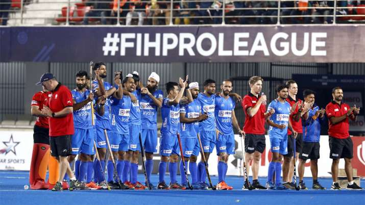 Indian men's hockey team achieves all-time highest ranking, jumps to 4th spot