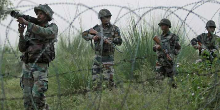 House partially damaged in Pakistan shelling along LoC in Jammu and Kashmir's Poonch