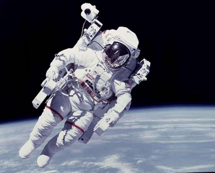 International Space Station astronauts grow Earth-like fresh lettuce in space
