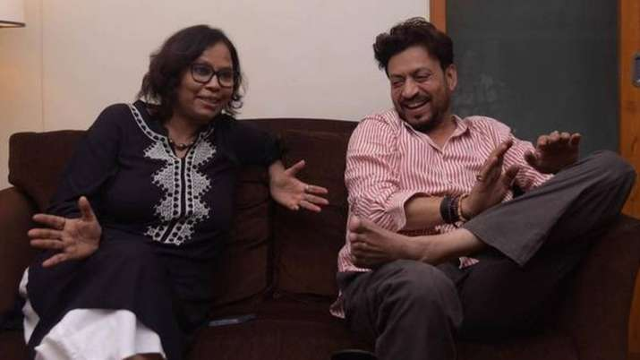 Irrfan Khan opens up about wife Sutapa's support during his fight with Cancer, says, 'Want to live f