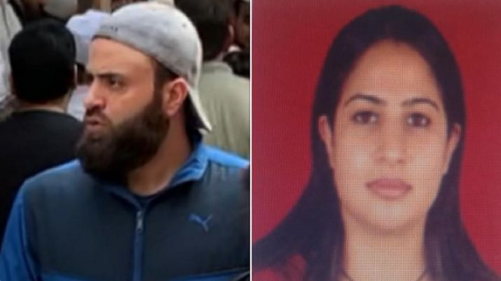 India Tv - Photo of slain ISIS commander found from couple detained by Delhi police for instigating anti-CAA Pr