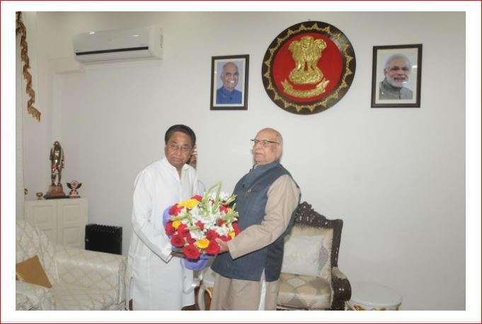 Kamal Nath meets Governor over Floor Test, requests release of MLAs held 'captive' in Bengaluru