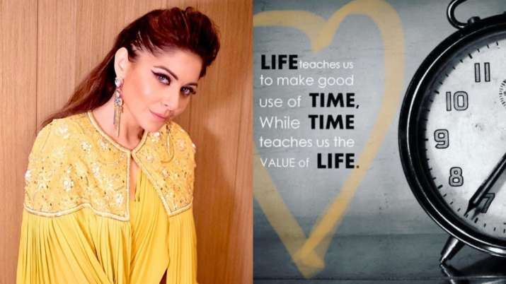 'Baby Doll' singer Kanika Kapoor, after testing COVID-19 positive for fourth time has this to say to