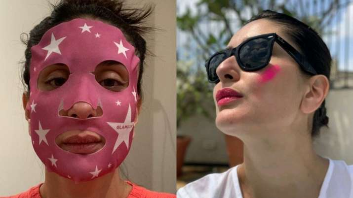 Kareena Kapoor Khan posts 'starry' picture in face mask and impresses fans