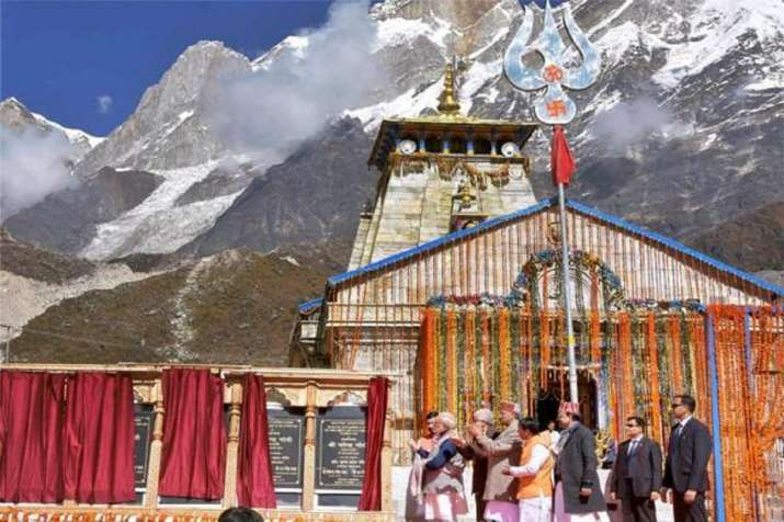 Kedarnath in Uttarakhand/File